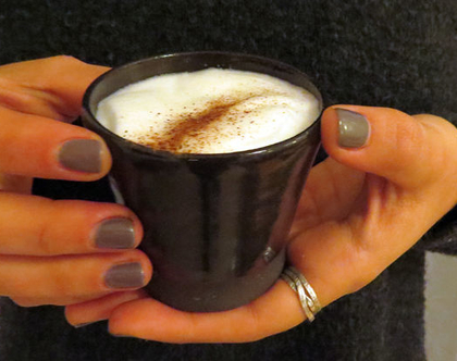 סט ספלי אספרסו | כוס אספרסו שחורה | ספל אספרסו שחור