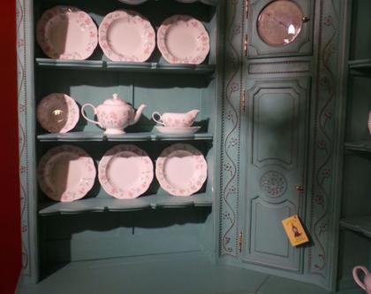 ארון כלים צרפתי עתיק
