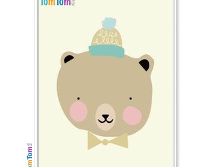 תמונת דובי לחיים ורודות
