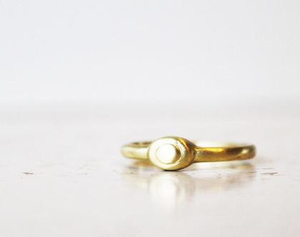 טבעת זהב 14 קראט