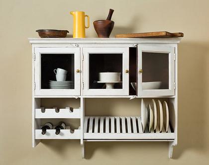 ארונית תלויה למטבח | ארונית למטבח | ארונות מטבח | מטבח כפרי | ארונות מטבח מוכנים | ארון מטבח | ארון תלוי למטבח | ארונות תלויים למטבח