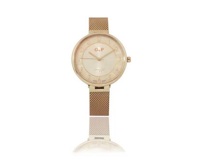 שעון לנשים מעוצב יפהפייה מגיע בשלושה צבעים