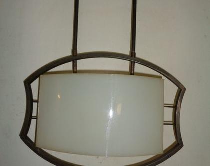 מנורת וינטאג מיוחדת|תאורה לבית -וינטאג|עיצוב וינטאג|