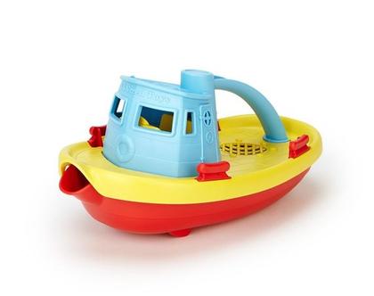 ליין ירוק - סירה גוררת - tugboat