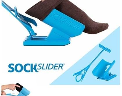 SOCK SLIDER – מלביש/מחליק/גורב גרביים