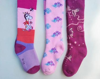 גרביונים עבים מכותנה לגיל 5-6 גרביונים מכותנה גרביונים עבים גרביונים לילדה גרביונים לחורף גרביונים לבנות גרביונים איכותיים
