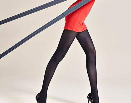 גרביון שחור שקוף | גרביון לאירוע | לערב | גרביונים לערב | גרביונים אופנתיים | גרביונים מעוצבים | גרביוני רשת | פרחים | גרביון במבצע