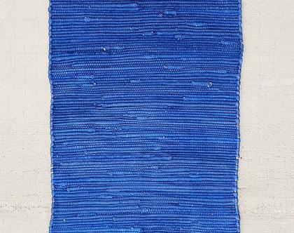 שטיח כותנה כחול ועבה, שטיח כותנה אפור ועבה, שטיח לחדר ילדים