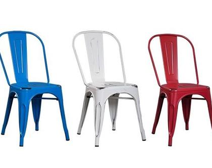 """כסא מתכת """"סוניקס cr"""""""