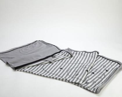 שמיכת תינוק- שמיכה ראשונה-שמיכת קיץ
