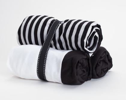 מארז שלושה סדינים למיטת תינוק