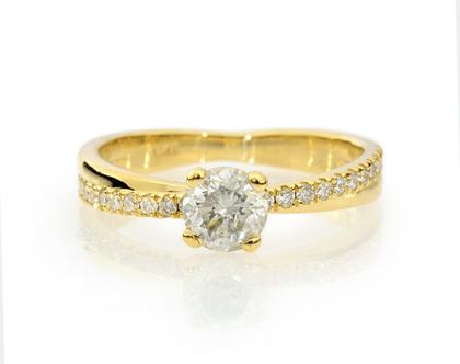 טבעת אירוסין AMARIS