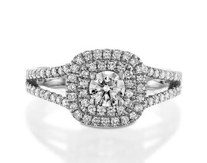 טבעת אירוסין ULRIKA