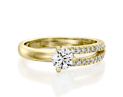 טבעת אירוסין מיוחדת RIHANNA