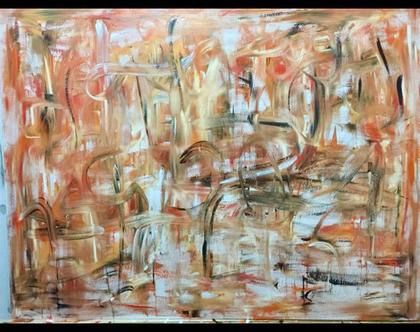 ציור #2 - 1.70x1.30