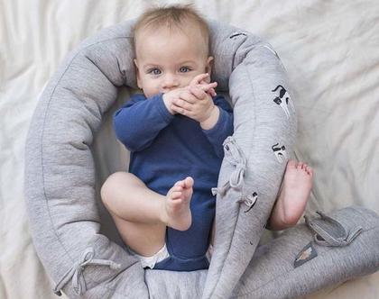 נחשוש למיטת תינוק , מגן ראש למיטת תינוק , מגן ראש לעריסה
