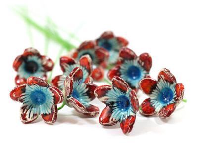 פרחים צבעוניים | פרחים לאירוע | מתנה מיוחדת | זר פרחים | פרחי קרמיקה | עיצוב אירועים | פרחים מקרמיקה | פרחים לשולחן | מתנה לחג