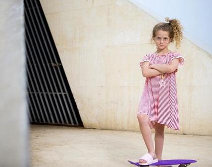 שמלת צדף - שמלה לקיץ מקולקציית קיץ 2018