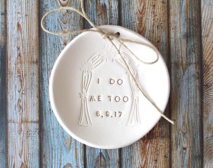 רעיונות לחתונה   אטרקציה לחתונה   מתנה לחתן וכלה   צלוחית לטבעות נישואין   צלוחית לטבעות חתונה   מתנה לחתונה  יום נישואין   מתנה לאירוסין