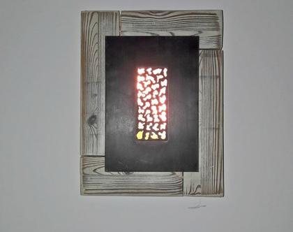 מנורה מעוצבת | מנורה לסלון | מנורה מיוחדת |