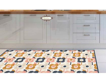 שטיח פי.וי.סי מעוצב דגם TAVOR| שטיח בסגנון סקנדינבי - עיצוב חדש