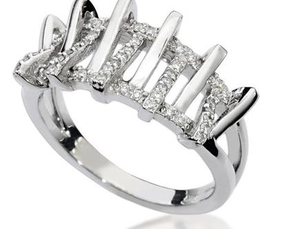 טבעת יהלומים Durban , טבעת יהלומים מיוחדת, טבעת יהלומים, טבעת מעוצבת, טבעת יהלומים לאישה, טבעת מתנה לאישה, טבעת זהב ויהלומים, טבעת זהב לבן