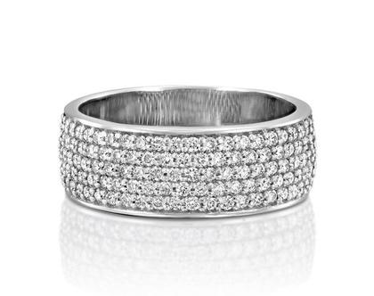 טבעת יהלומים יוקרתית OLYMPIA , טבעת יהלומים לאישה, טבעת יהלומים, טבעת מיוחדת, טבעת יהלומים לאישה, טבעת מתנה לאישה, טבעת זהב ויהלומים
