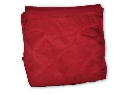 TOMMY HILFIGER תיק כתף קרוסבודי יוניסקס ניילון אדום טומי הילפיגר