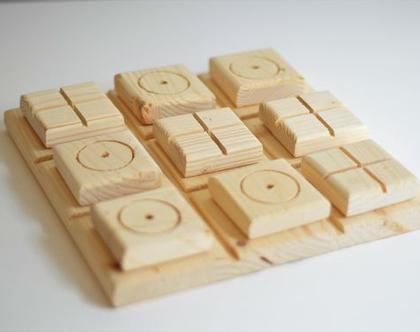 משחק שולחן איקס עיגול
