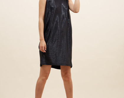 שמלת 'אוסקר'   שמלה שחורה  שמלת ערב  