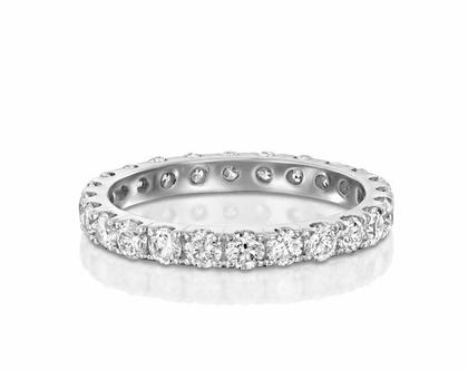 טבעת יהלומים איטרניטי 1.32ct, טבעת יהלומים, טבעת איטרנטי, טבעת שורה, טבעת יהלומים לאישה, טבעת מתנה לאישה, טבעת זהב ויהלומים, טבעת יוקרתית