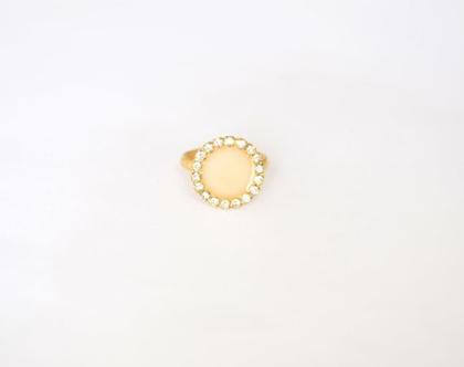 טבעת טיילור זהב- שביל החלב-תכשיטים למניקות
