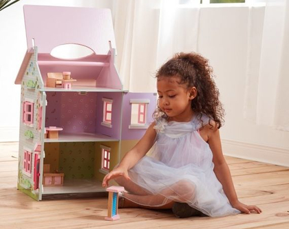 בית בובות פיות קסומות