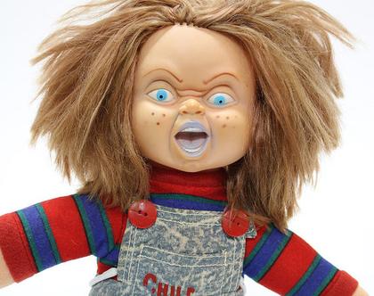 בובת צ׳אקי נדירה, Chucky doll, בובת אספנות