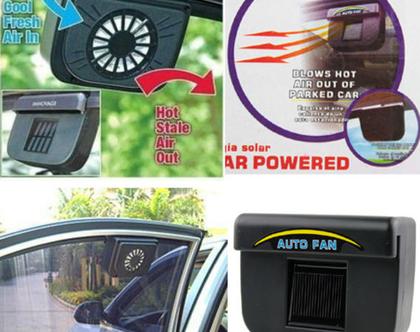 המאוורר שיוציא לכם את החמסין מהרכב