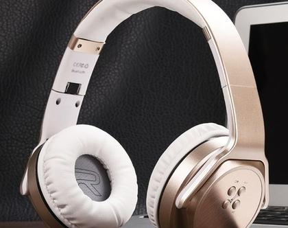 אוזניות שהם גם רמקולים! להיט חדש!