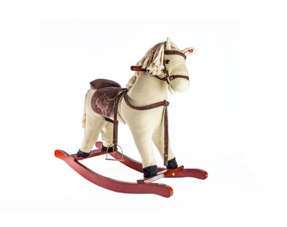 סוס נדנדה, סוס עץ, סוס נדנדה לילדים