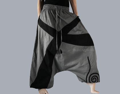 מכנסי שק- אפגני