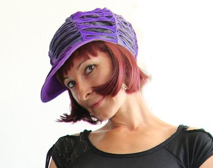 כובעית-מצחיה - מכותנה