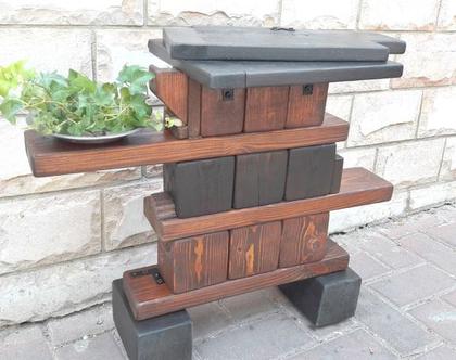 כוננית קטנה | שולחן קטן | רהיט מיוחד | שידה מיוחדת