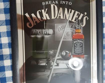 שלט / מראה jack daniels