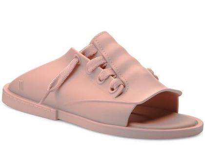 melissa - כפכף שרוכים בצבע ורוד - נעלי מליסה דגם 32237