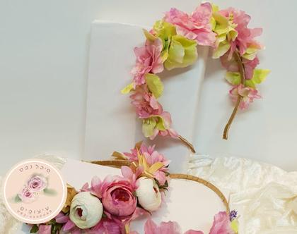 025, זר לראש ליום הולדת, זר ורוד מפרחים מלאכותיים ליום הולדת, זר ליום הולדת לילדה, זרים ליום הולדת לילדות, זרים מלאכותיים לימי הולדת,