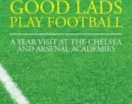 ספר: Good lads play football