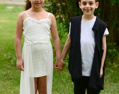 שמלת אגם בת מצווה