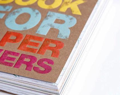 אזל ! ספר ה FLOW - ספר עב כרס - מדהים ליוצרים בנייר - לכל מי שאוהב יצירה ונייר וכיף גדול - מהדורה 4
