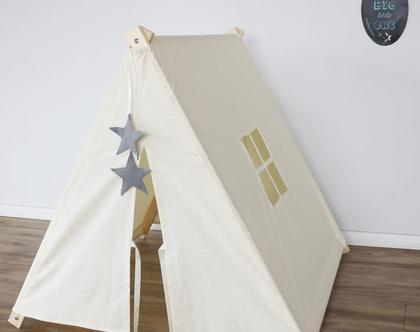 אוהל קמפינק למשחק