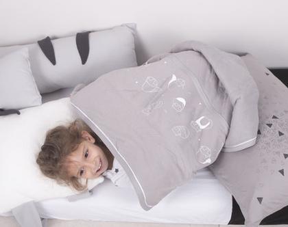 שמיכת תינוק-שמיכת מעבר עם מילוי קל-שמיכה ראשונה