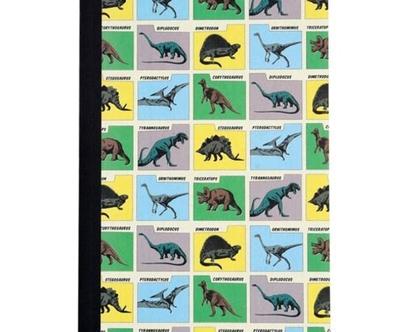 מחברת דינוזאורים גודל A5
