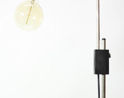 מנורת רצפה וינטאג׳ משנות ה-60